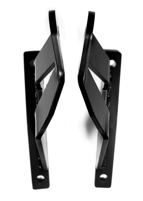 50 Inch GMC Chevy Chevrolet Silverado/Sierra/Tahoe/Suburban/Avalanche/Yukon/Yukon XL Brow Bracket Curved LED Light Bar Brackets