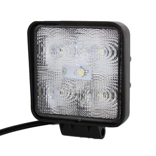 4 Inch Work Light 15 Watt Spot Fracture Series Quake LED