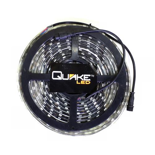 RGB LED Accent Strip Lights Quad-Lock/Interlock Compatible Quake LED