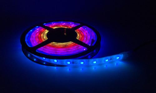 LED Strip Light HD RGB 16 Feet No Controller Quake LED