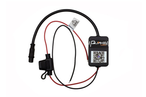 RGB Bluetooth Controller for all RGB Accent Lights not HD RGB) Quake LED
