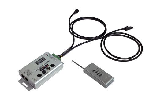 HD Whip Light 133 Effects RF Controller 44 Inch Each Leg Quake LED