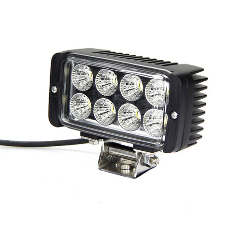 5 Inch Work Light/Headight 24 Watt High/Low Tempest Series Quake LED
