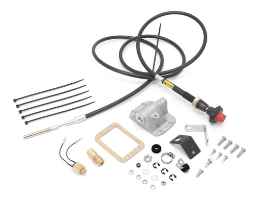 Differential Cable Lock Kit; 85-93 Dodge RAM Charger