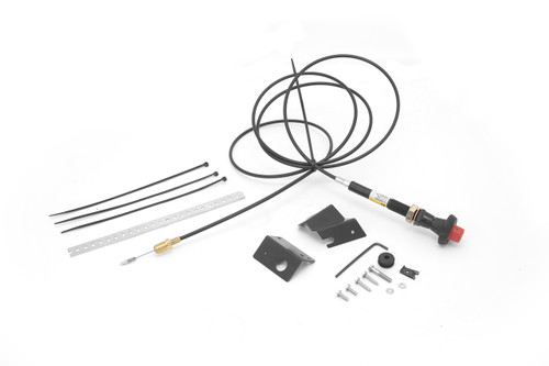 Differential Cable Lock Kit; 83-99 GM S10/S15/Jimmy/Chevrolet Blazer