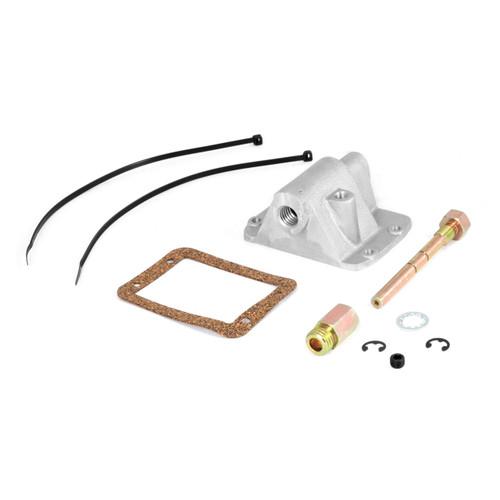 Differential Lock Kit, Permanent; 84-02 Jeep XJ/YJ/Dodge RAM 1500-3500