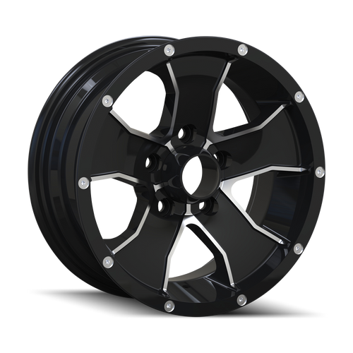 ION TRAILER | 14 14) BLACK/MACHINED FACE