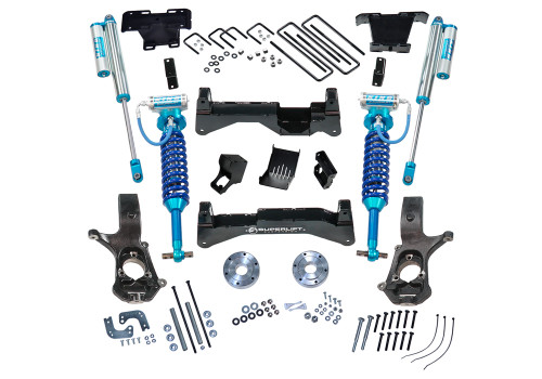 GM 1500 07-16 STL KIT W/ KING COILOVERS