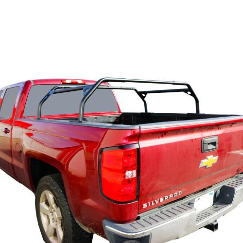 40 Inch Rooftop Tent Truck Bed Rack Adjustable Mild Steel Powdercoat Tuff Stuff Overland