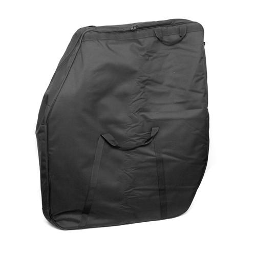 Door Storage Bag Kit, Front; 07-20 Jeep Wrangler/Gladiator | Rugged Ridge