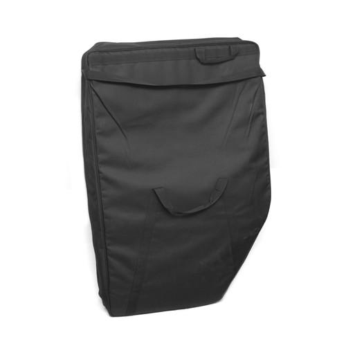 Door Storage Bag Kit, Rear; 07-19 Jeep Wrangler/Gladiator | Rugged Ridge