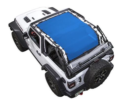 SpiderWeb Shade Jeep JL 2D Long