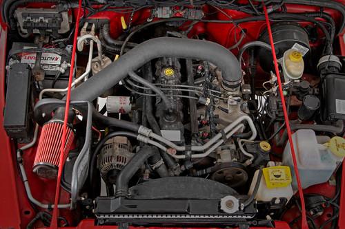 Cold Air Intake [97-06 Jeep TJ | 4.0L/6Cyl]