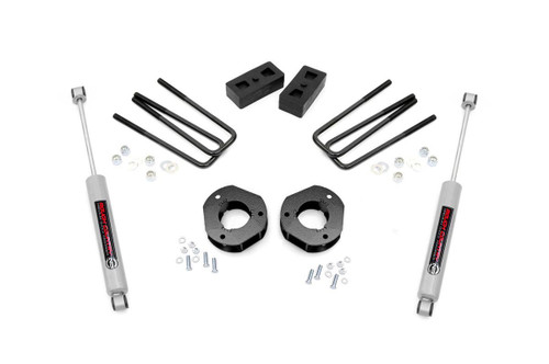 3.5in GM Suspension Lift Kit 07-18 1500 PU 2WD)
