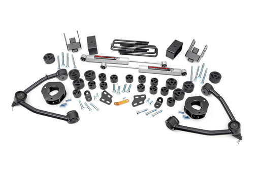4.75in GM Combo Lift Kit 07-18 1500 PU 2WD)