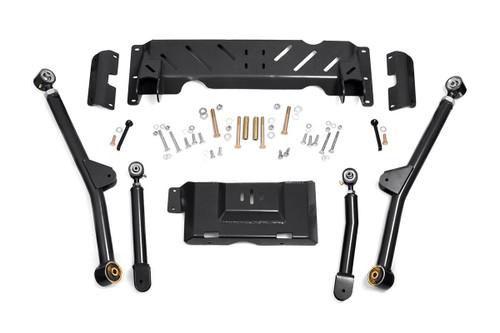 4-6in Jeep Long Arm Upgrade Kit 84-01 XJ Cherokee - NP231)