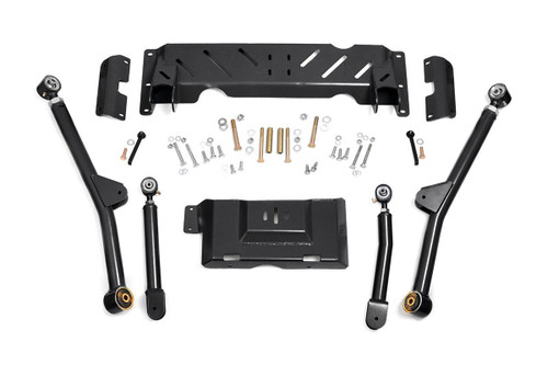 4-6in Jeep Long Arm Upgrade Kit 84-01 XJ Cherokee - NP242)
