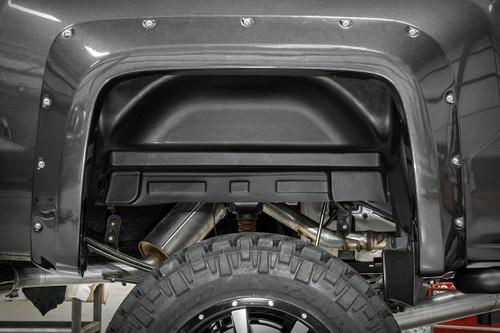 Chevrolet Rear Wheel Well Liners 14-18 1500 PU)