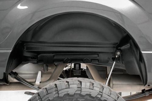 Dodge Rear Wheel Well Liners 09-18 Ram 1500/2500/3500)