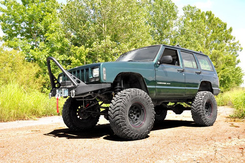 6.5in Jeep X-series Suspension Lift System 84-01 Cherokee XJ)