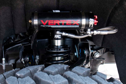 GM Front Adjustable Vertex Coilovers 07-18 Silverado/Sierra 1500 | for 6-7.5in Lifts)