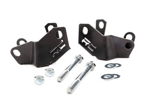 Jeep Rear Lower Control Arm Skid Plate Kit 18-19 Wrangler JL)