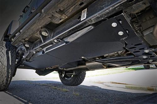 Jeep Gas Tank Skid Plate 07-18 Wrangler JK Unlimited)