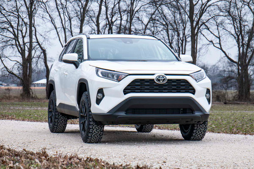 2.5in Toyota Suspension Lift Kit 2019 RAV4)