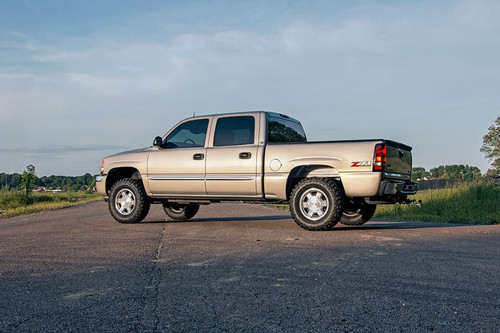 1.5 - 2.5in GM Leveling Lift Kit 99-06 1500 PU 4WD)