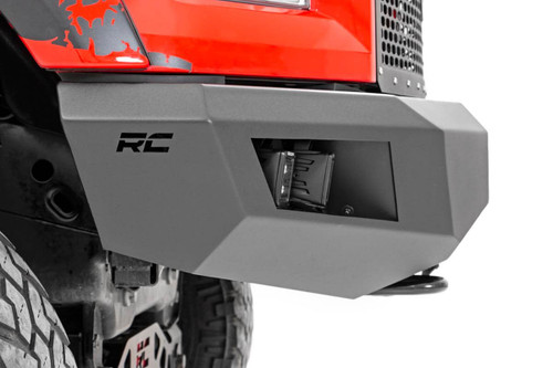 Ford Heavy-Duty Front LED Bumper 15-17 F-150)