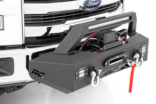 EXO Winch Mount System 09-19 Ford F-150)