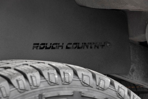 Nissan Frontier Steel Rear Wheel Well Liners 05-19 | Crew Cab)