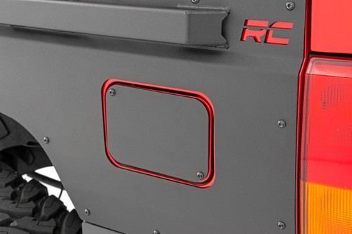 Jeep Rear Upper and Lower Quarter Panel Armor 84-96 Cherokee XJ)