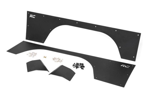 Jeep Front Upper and Lower Quarter Panel Armor 97-01 Cherokee XJ)