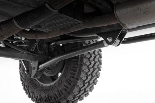 4in Jeep Long Arm Upgrade Kit 07-18 Wrangler JK | 4-door)