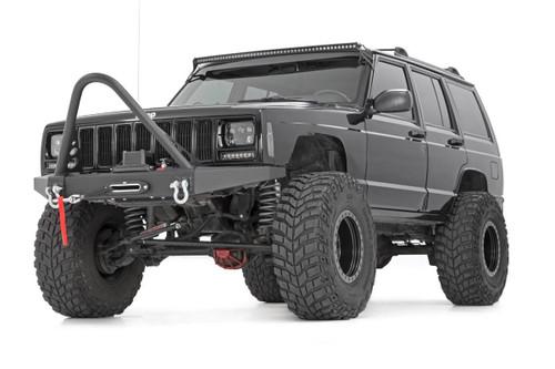 Jeep Front Winch Bumper 84-01 Cherokee XJ)