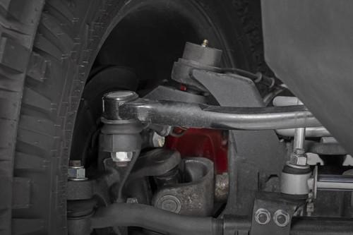 Jeep High Steer Drag Link & Track Bar Bracket Kit 07-18 Wrangler JK)