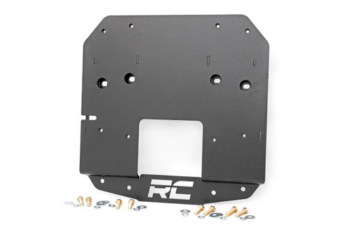 Jeep Spare Tire Relocation Bracket 18-19 Wrangler JL w/ Rear Proximity Sensors)
