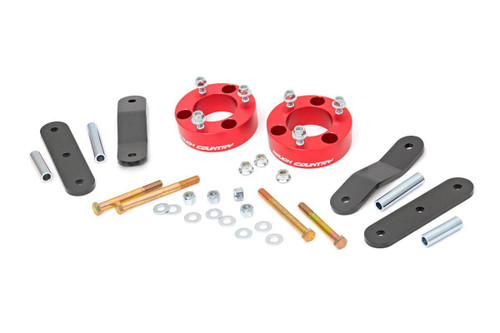 2.5in Nissan Suspension Lift Kit | Red Frontier/Xterra)