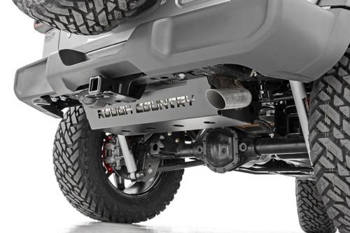 Jeep Muffler Skid Plate 18-19 Wrangler JL)