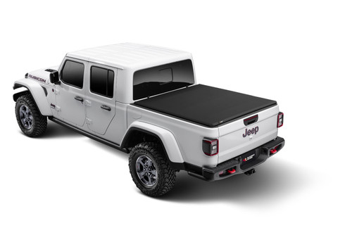 Rugged Ridge | Armis Soft Folding Bed Cover, 2020 Jeep Gladiator JT | 13550.21