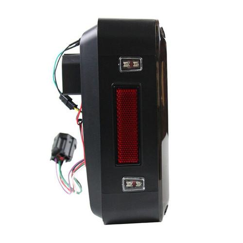 Jeep JK Retro LED Tail Lights Quake LED
