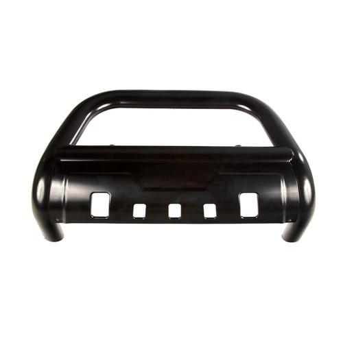 Rugged Ridge | Bull Bar, 3.5 inch, Black; 18-19 Jeep Wrangler / 2020 Gladiator | 11564.03