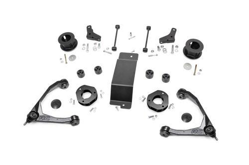 3.5in GM Suspension Lift Kit 07-16 1500 2WD/4WD SUV - Steel)