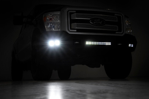 Ford Heavy-Duty Front LED Bumper 11-16 F-250/F-350)