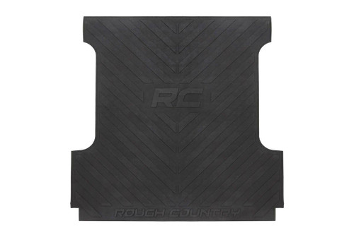 Dodge Bed Mat w/RC Logos 2019 Ram 1500 | 5ft 7in Bed)