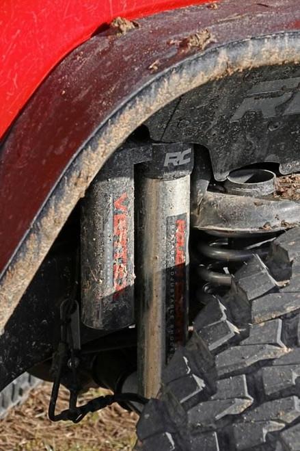 Jeep Front Inner Fenders | Vertex Shocks 07-18 Wrangler JK)