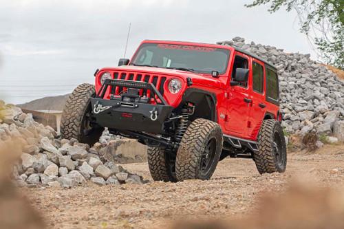 Jeep Front & Rear Fender Delete Kit 18-19 Wrangler JL)