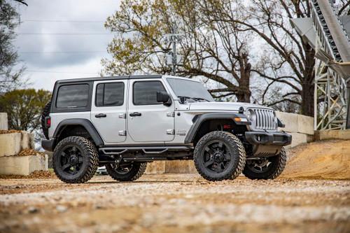 1.25in Jeep Body Lift Kit 18-19 Wrangler JL)