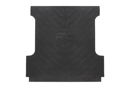 Ford Bed Mat w/RC Logos 2019 Ranger | 5ft Beds)
